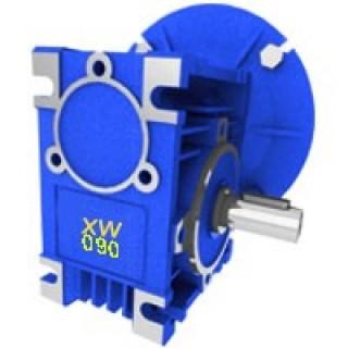 通用蝸輪變速箱 艾克斯豆贝尔维 090,用於輸送機設備,輸送機/Универсальный червячный редуктор XW 090, для конвейерного оборудования, транспортеров