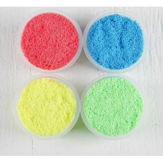 用于儿童创造力(造型)的橡皮泥,粒状400毫升/ Пластилин для детского творчества(лепки), зернистый 400мл