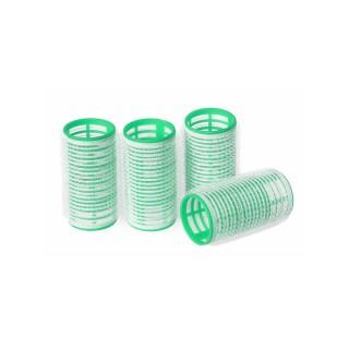 自鎖式捲發器,直徑30毫米4個/包。/Бигуди самозахватывающие, диаметр 30 мм 4 шт /уп.